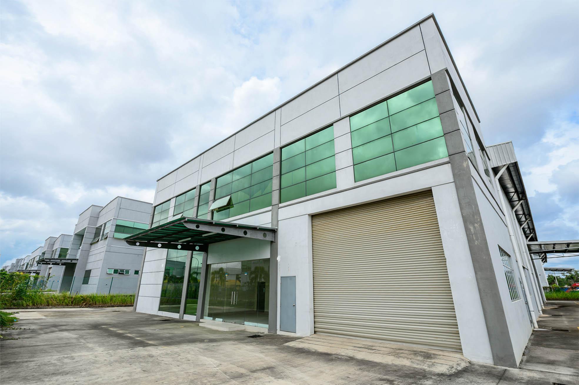 Kulai Indahpura - 10 units x  2 storey Factory